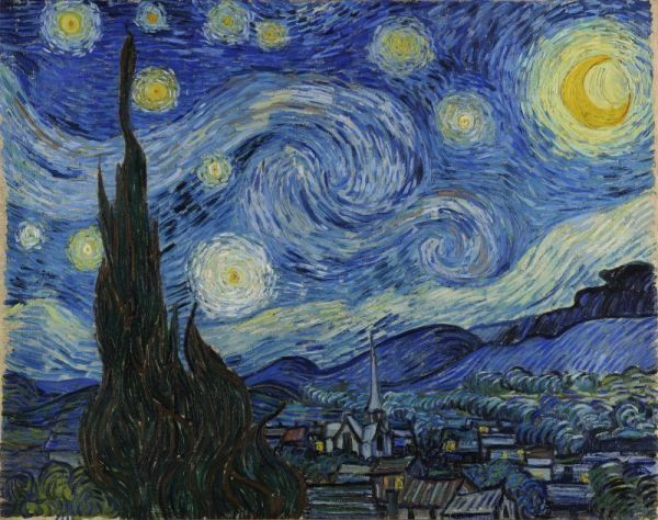 Van Gogh -  Starry Night